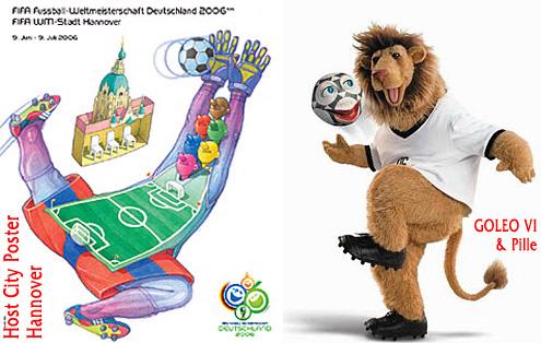 GOLEO VI: Offic... Fifa 2002 Mascot